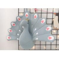 Buy Home Decoration Animal Plush Toys / Peacock Stuffed Toy Valentine Doll at wholesale prices