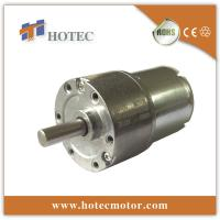China China gear reduced low speed dc motors 12v on sale .