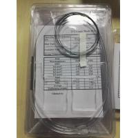 Quality 1x64 Micro Bare Blockless Fiber PLC Splitter 250 μM for Gpon networks for sale