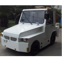 Buy cheap 40000 Kg Capacity Airport Baggage Tractor , Aviation Diesel Tow Tractor from wholesalers
