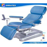 Quality Adustable Multi - function Electric Medical blood collection chair with three motors for sale