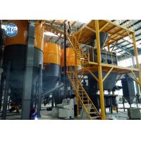 Quality PLC Control Dry Mortar Production Line Putty Powder Production Line CE for sale