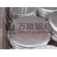 Quality 1100 Diameter Aluminium Discs Circles Anodized 100 - 1400mm High Weather Resistance for sale