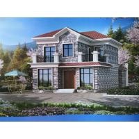 China Quick Build Modern Steel Prefab Homes Luxury Metal Building Homes on sale