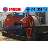 Quality High Speed Laying Up Machine , Cradle Type Underground Cable Machine for sale