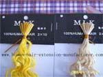 Quality Pre-bonded hair also keratin hair extension (nail hair and stick hair) for sale