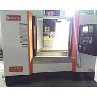Precision Vertical Milling Center Machine Improved Chip Conveying Coolant System