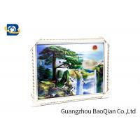 Buy Beautiful Landscape 3D Lenticular Images , Stereograph Lenticular 3D Printing at wholesale prices