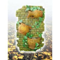 China Polyresin Wall Fountain on sale