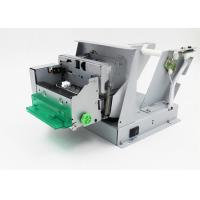 Quality High Speed mobile ticket printer 80mm For Atm , Thick Card Paper Support for sale