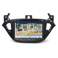 Quality In Vehicle Infotainment Car Multimedia Navigation System / Car Dvd Player For Opel Corsa 2015 for sale