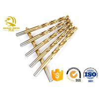 Quality Custom 45 Solid Carbide Reamers High Hardness End Cutting Reamer TiAIN Coating for sale
