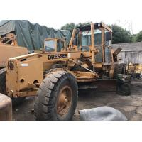 China Dresser 870 Used Motor Graders With Clean Cabin Original USA 1 Year Warranty on sale