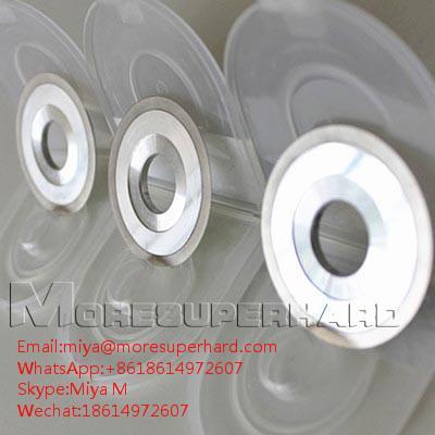 Electroformed hub dicing blade for silicon wafer,copper wafer miya@moresuperhard.com