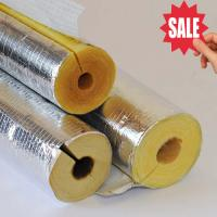 China glass wool pipe from China on sale