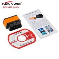 Quality Professional Wifi Elm327 Scan Tool , Wifi Diagnostic Tool Windows For 12V Gasoline And Diesel Car for sale