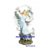 Quality Standing fairy,polyresin angel for sale