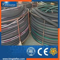 China Wear Resistant Four Steel Wire Spiral Rubber Hydraulic Hose 4SP on sale