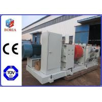 Quality 25-50 Kg Per Time Rubber Mixing Machine Durable With Hardened Gear Reducer for sale