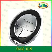 Quality Metal Universal Multi-channel Auto Gate Remote Control SMG-019 for sale