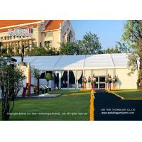 Quality Colorful Cover Luxury Wedding Tents 20x50m Easy To Dismantled for sale