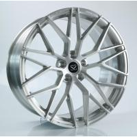 Quality 17 18 21 inch alloy stain brushed wheel rims for sale concave rims for sale