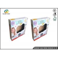 Buy cheap Folding Die Cut Toy Packaging Corrugated Box With Window For Children from wholesalers