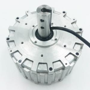 Quality F Insulation Grade 220V 1.5 KW Outer Rotor Brushless DC Motor for sale