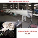 Quality LPCG65/132  PVC UPVC CPVC pipe making machine for sale