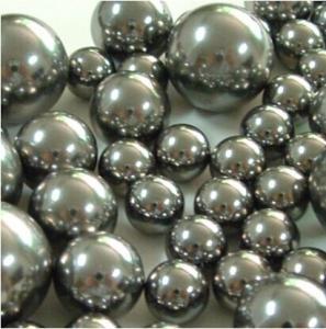 Quality titanium ball gr1 grade2,diameter of 8mm for sale