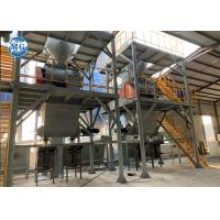Quality Wall Putty Dry Mortar Mixing Plant Tile Adhesive Mixing Machine Automatic System for sale