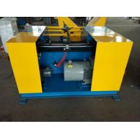 Quality Speed Synchronization Steel Wire Spooler Machine , Wire Coiling Machine Torque Motor for sale