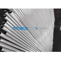 China Stainless Steel Seamless Tube With Advanced Cold Drawn Technology , ASTM A269 TP316L Seamless Tube on sale