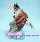 Quality polyresin eagle(resin eagle,eagle sculpture,eagle statue,eagle crafts) for sale