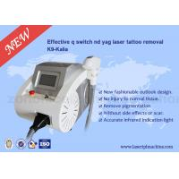 China Q switched 1064nm 532nm ND YAG laser tattoo removal pigment removal machine on sale