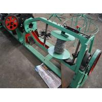 Quality facory price Barbed Wire Making Machine for Single/Double Standard for High Tensile for sale