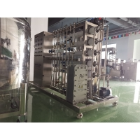 China Water Conductivity 300L 0.5μS/Cm Reverse Osmosis Water Treatment Machine on sale