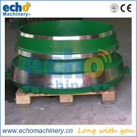 Quality impact crusher parts, Cone crusher parts for sale
