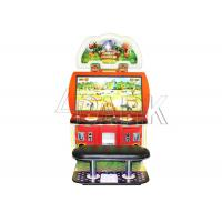 Quality Entertainment Amusement Game Machines Hunting Animal Coin Pusher for sale