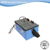 Quality Digital Resistivity and IP Data Collecting Metal Detector for sale