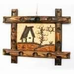Buy cheap Wood Crafts, Wall Hanging,Wall Arts,Home Decor,Handicrafts from wholesalers