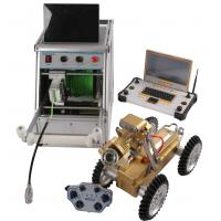 Quality High Definition Pipe Inspection Robot , Remote Control Robot With Video Camera for sale