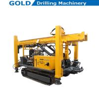 Quality Fluid And Gas Cycling DTH Hammer Drilling Rig for sale