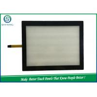 Flat TP 5 Wire Resistive Touch Panel / Touch Screen With Resistive Technology