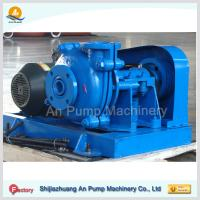 Quality tailings convey coal washing industry slurry pump for sale