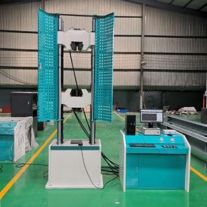 Quality hydraulic universal testing machine for sale