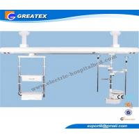 Buy Aluminum Alloy Motorized Surgical Double Arm Electric Surgical Pendant at wholesale prices