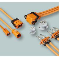Quality Orange Automotive Wiring Harness For Toyota / Prius Ule468011 Hybrid Battery for sale