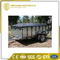 Quality UV Resistant Polyester Trailer Tarps Cover for sale