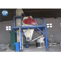 Quality Semi Automatic Ceramic Tile Dry Mixing Equipment For Building Materials for sale